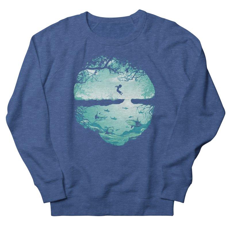 The big puddle Women's Sweatshirt by MrWayne