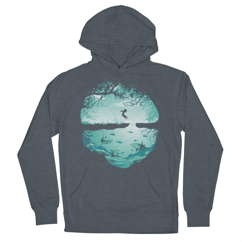 The big puddle Women's Pullover Hoody by MrWayne