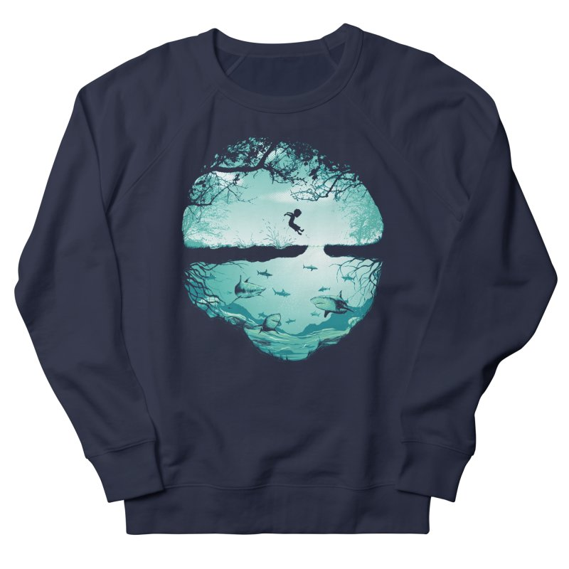 The big puddle Women's Sweatshirt by MrWayne