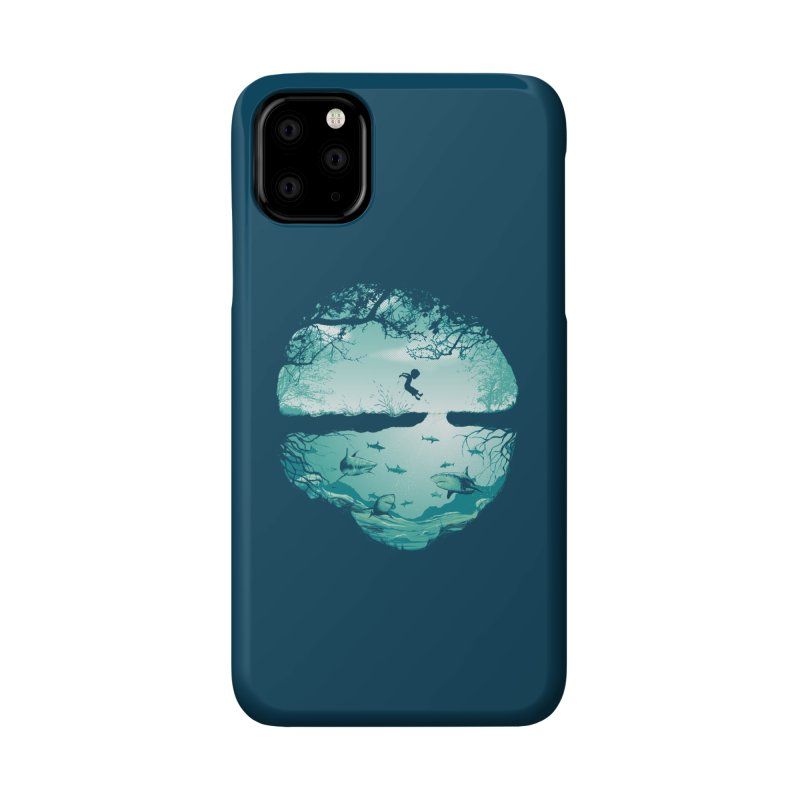 The big puddle Accessories Phone Case by MrWayne