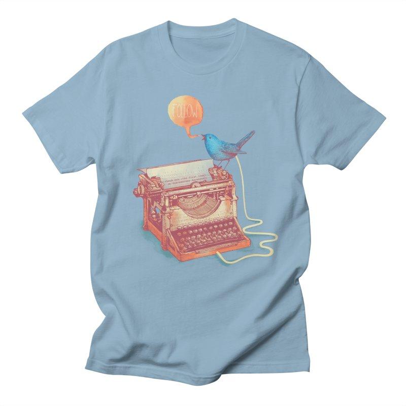 The first tweet Men's T-Shirt by MrWayne