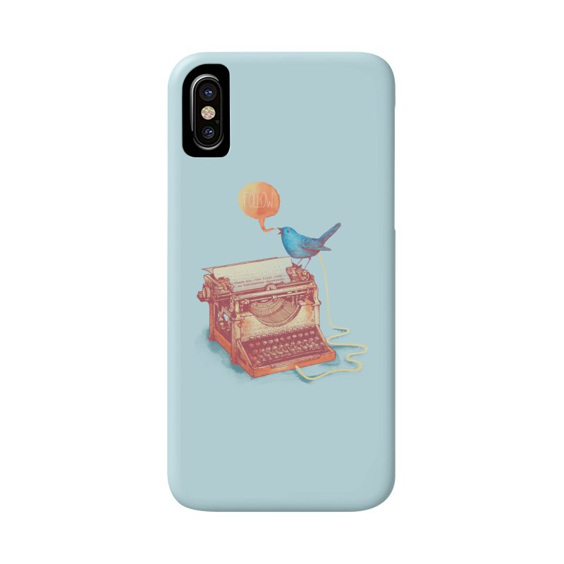 The first tweet Accessories Phone Case by MrWayne