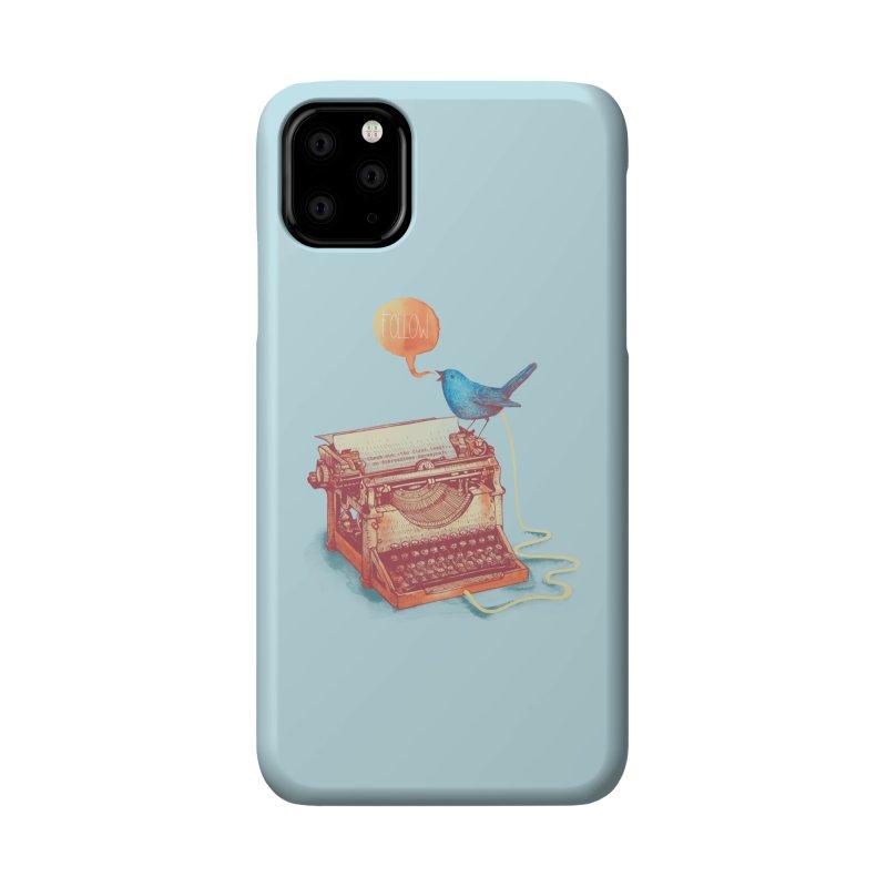 The first tweet Accessories Phone Case by MrWayne
