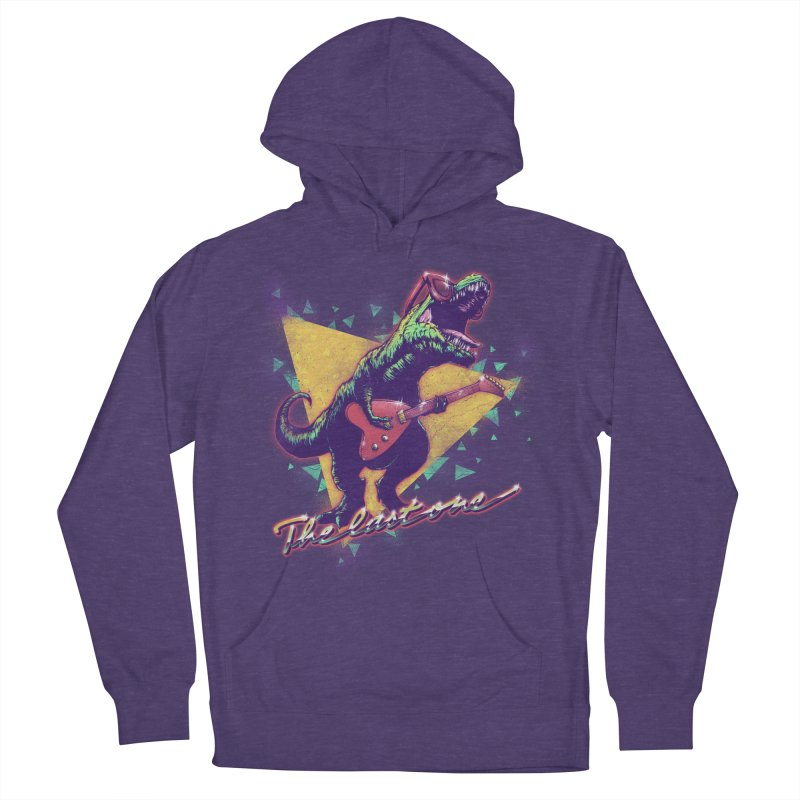 Denver the last one Women's French Terry Pullover Hoody by MrWayne
