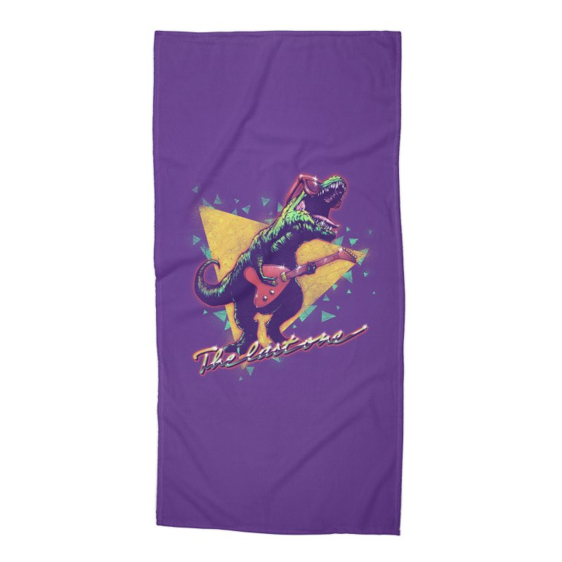 Denver the last one Accessories Beach Towel by MrWayne