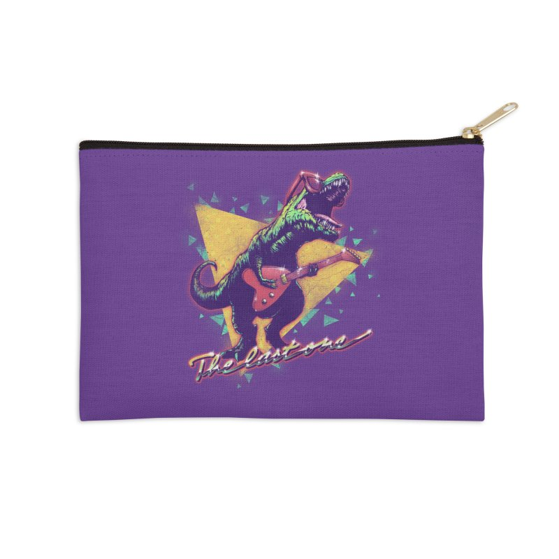Denver the last one Accessories Zip Pouch by MrWayne