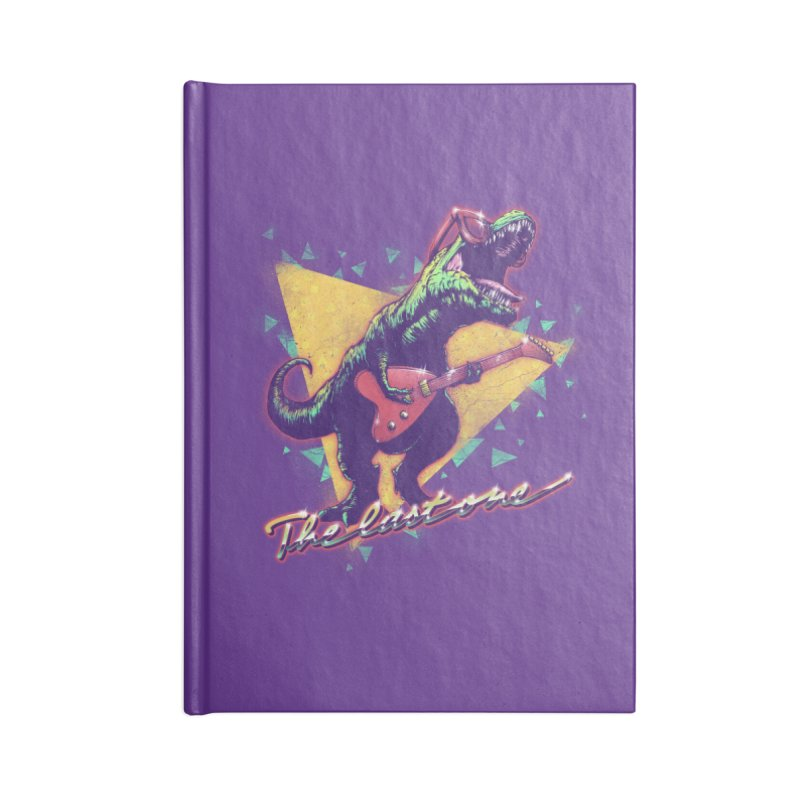Denver the last one Accessories Notebook by MrWayne