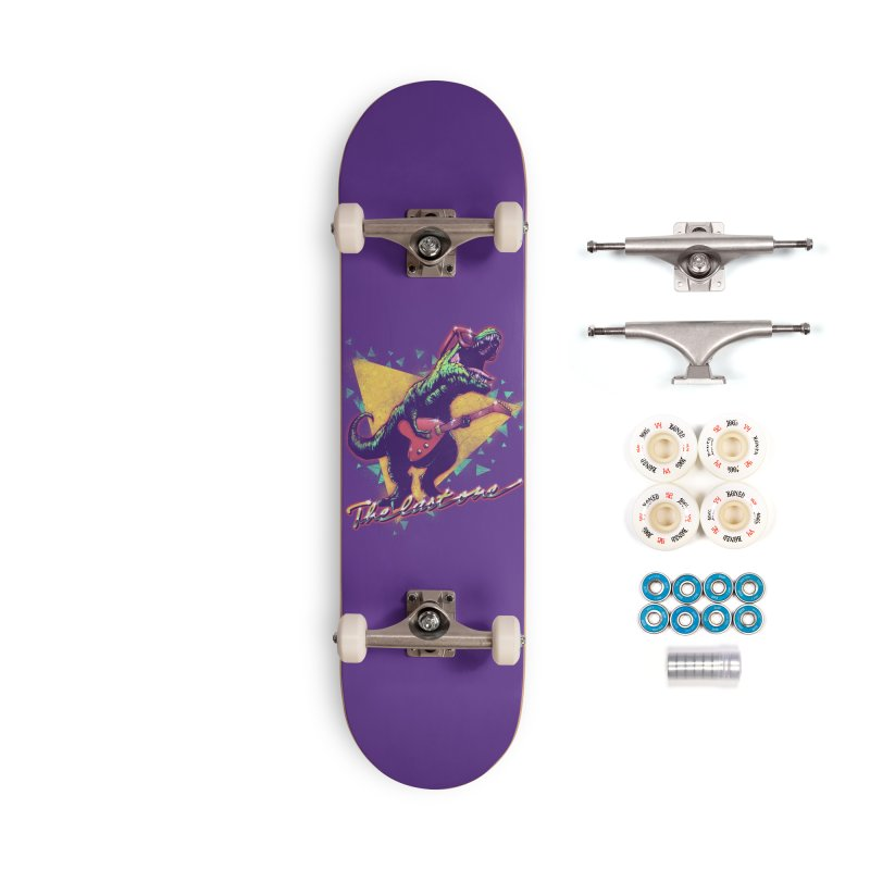 Denver the last one Accessories Complete - Premium Skateboard by MrWayne