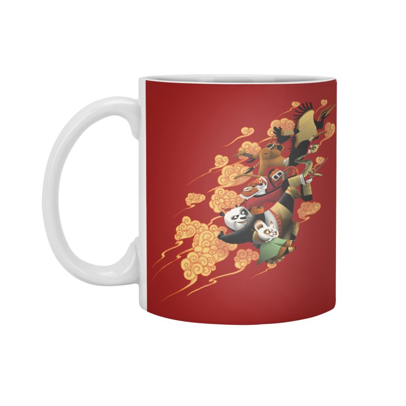 Masters attack Accessories Mug by MrWayne