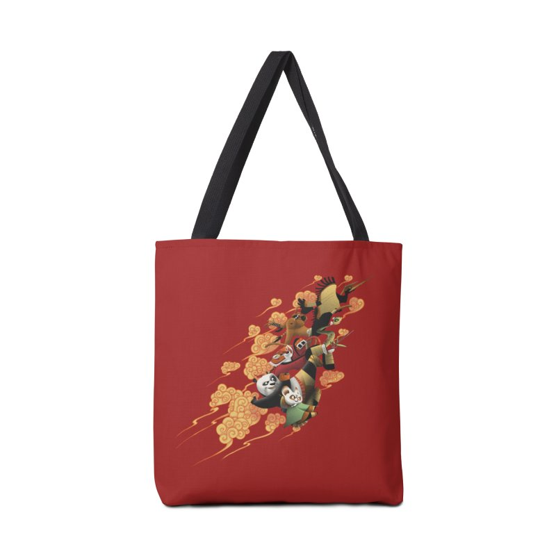 Masters attack Accessories Tote Bag Bag by MrWayne