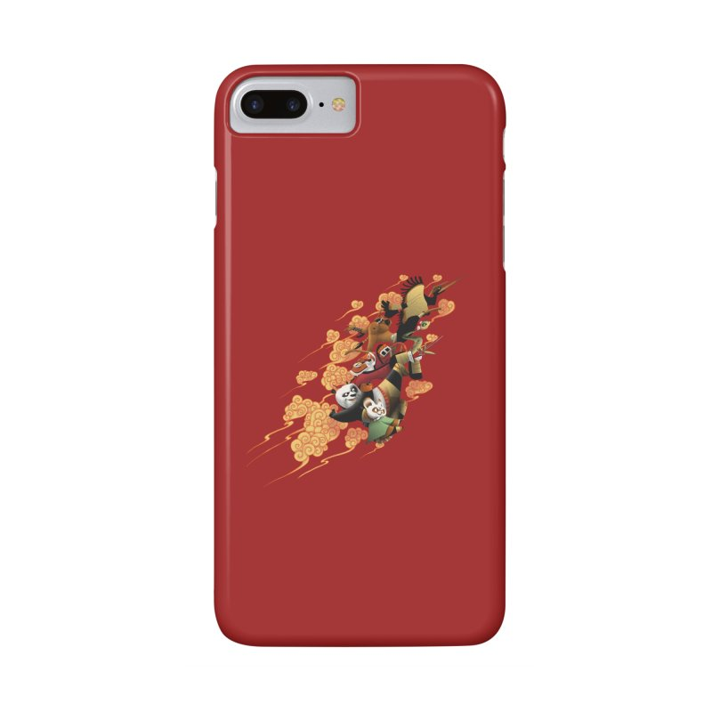 Masters attack Accessories Phone Case by MrWayne