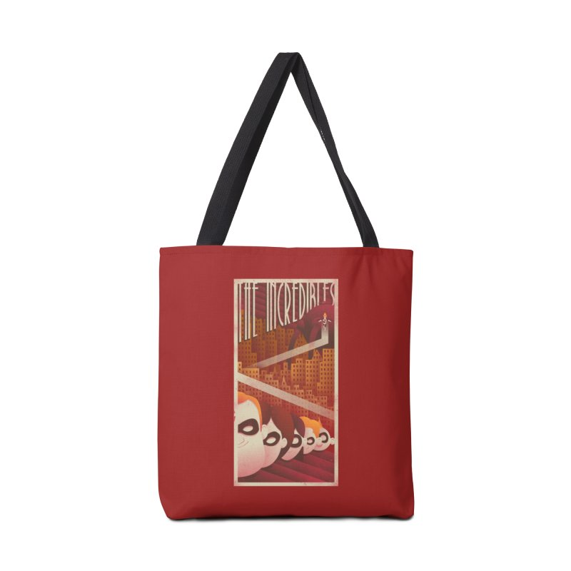 The incredible family Accessories Tote Bag Bag by MrWayne