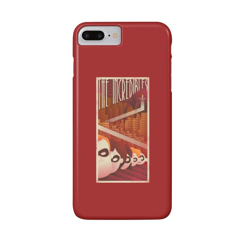 The incredible family Accessories Phone Case by MrWayne