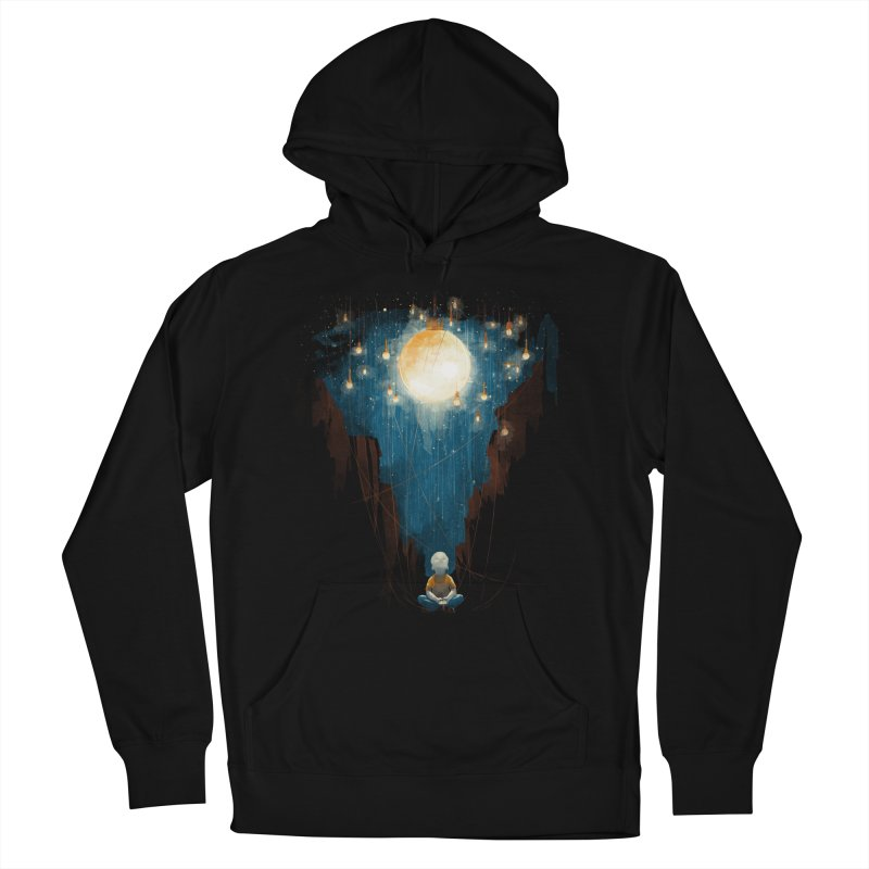 Switch on the lights Men's Pullover Hoody by MrWayne