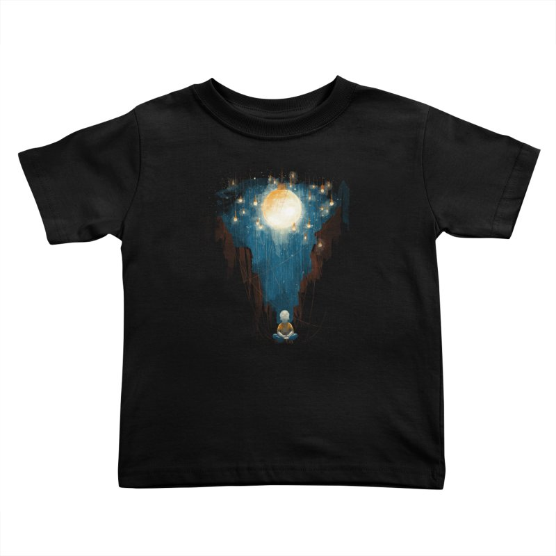 Switch on the lights Kids Toddler T-Shirt by MrWayne
