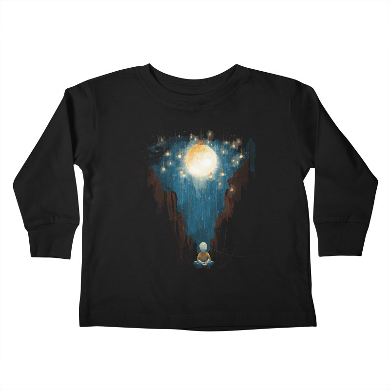 Switch on the lights Kids Toddler Longsleeve T-Shirt by MrWayne