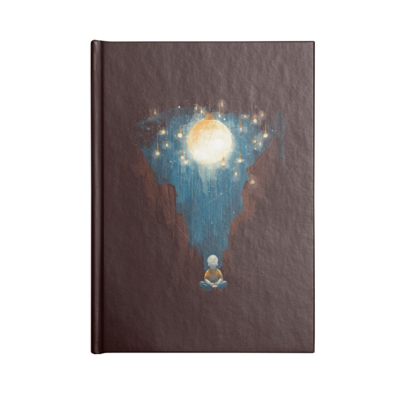 Switch on the lights Accessories Notebook by MrWayne