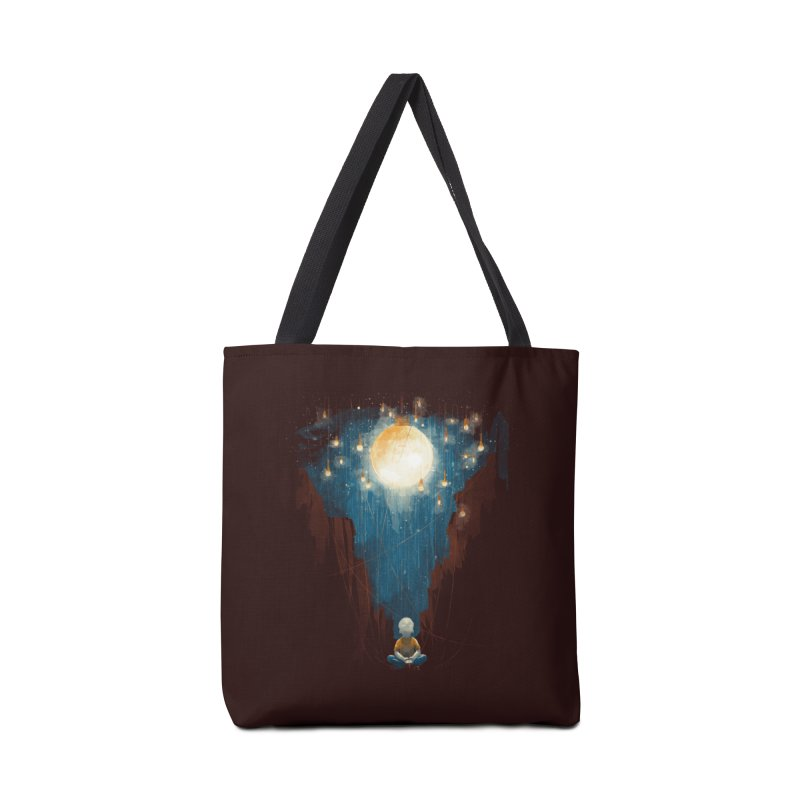 Switch on the lights Accessories Tote Bag Bag by MrWayne