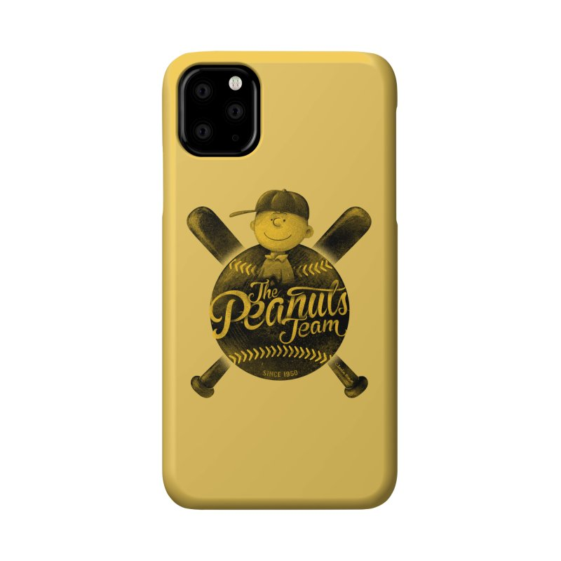 The Peanuts team Accessories Phone Case by MrWayne