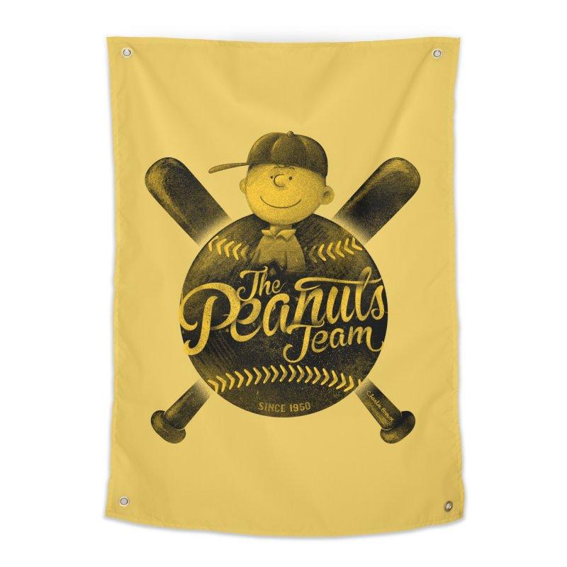 The Peanuts team   by MrWayne