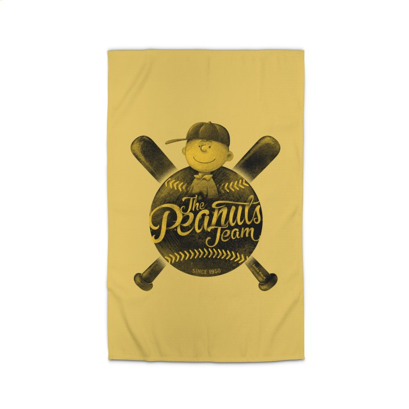 The Peanuts team Home Rug by MrWayne