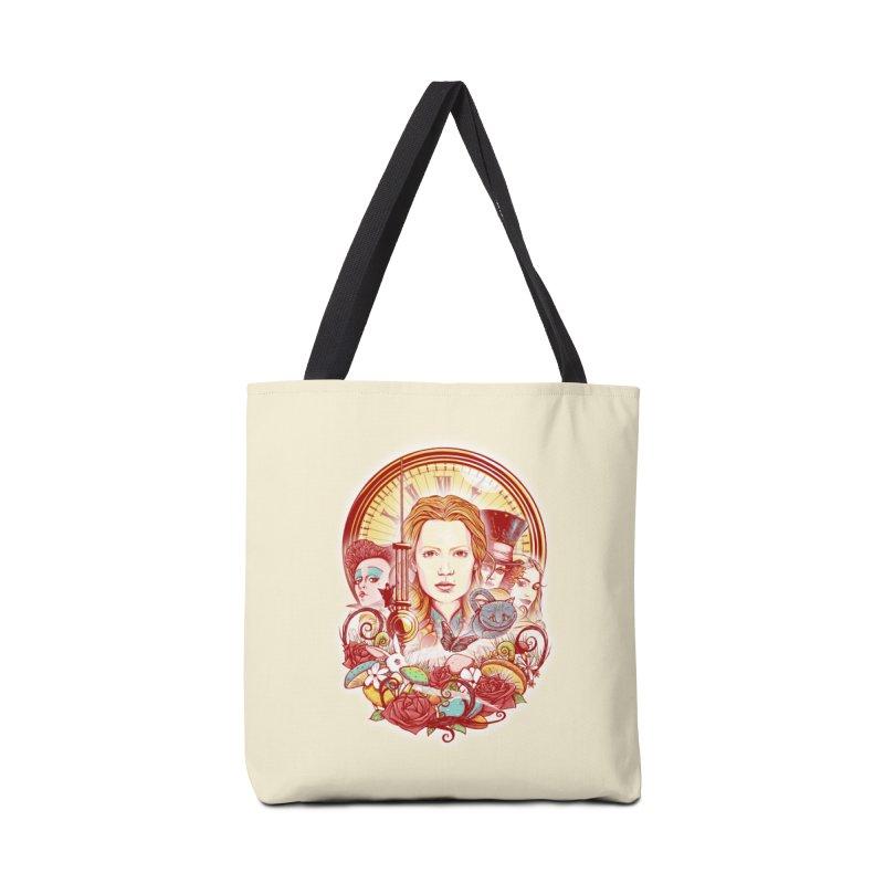 Beautiful Alice Accessories Tote Bag Bag by MrWayne