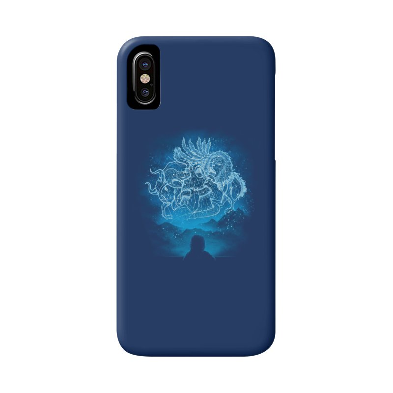 Battle Stars Accessories Phone Case by MrWayne