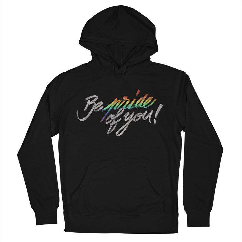 Be pride of you Men's French Terry Pullover Hoody by MrWayne