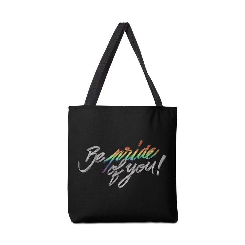 Be pride of you Accessories Tote Bag Bag by MrWayne