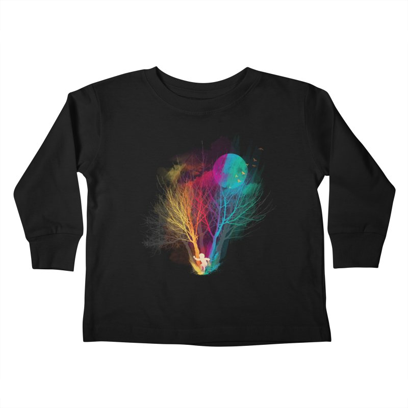 The Puddle Kids Toddler Longsleeve T-Shirt by MrWayne