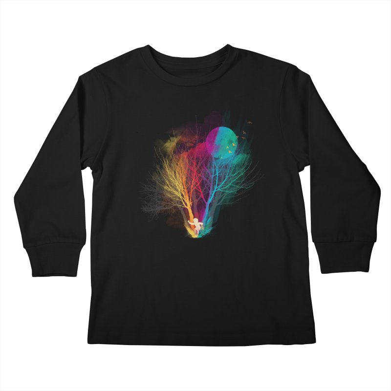 The Puddle Kids Longsleeve T-Shirt by MrWayne