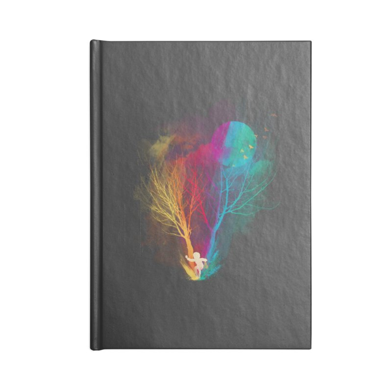 The Puddle Accessories Notebook by MrWayne