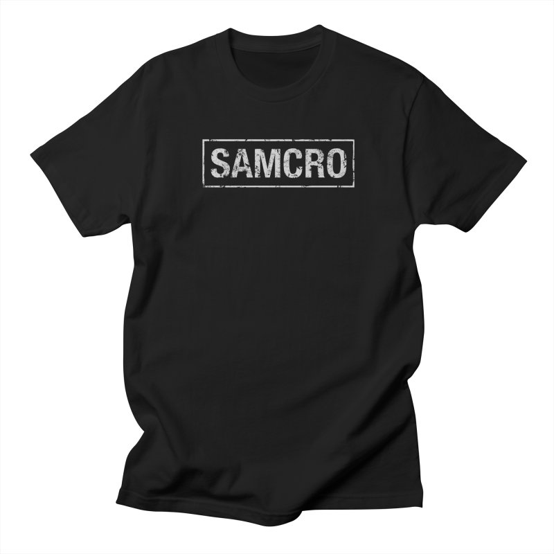 Samcro Men's Regular T-Shirt by MrWayne