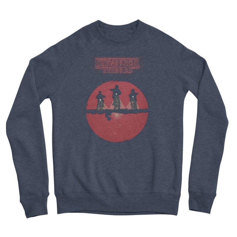 Stranger Men's Sponge Fleece Sweatshirt by MrWayne