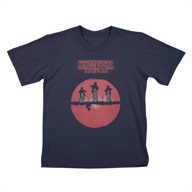 Stranger Kids T-Shirt by MrWayne