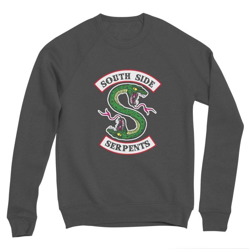 South Side Serpents Men's Sponge Fleece Sweatshirt by MrWayne
