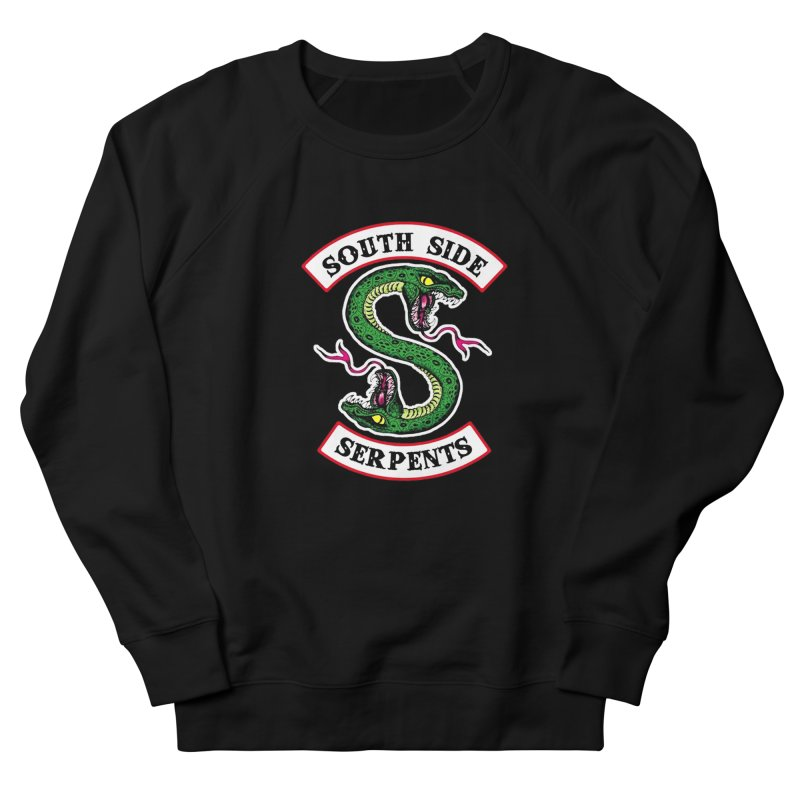 South Side Serpents Men's French Terry Sweatshirt by MrWayne