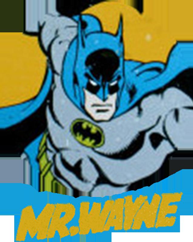 MrWayne Logo
