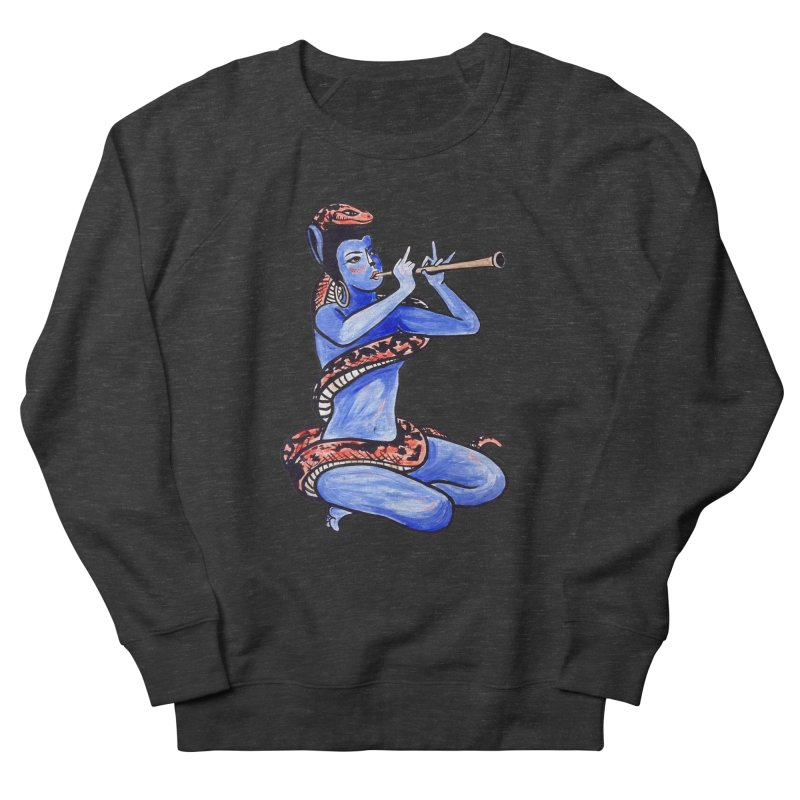 Cat Trumpeter Men's Sweatshirt by Ms Browns Lounge