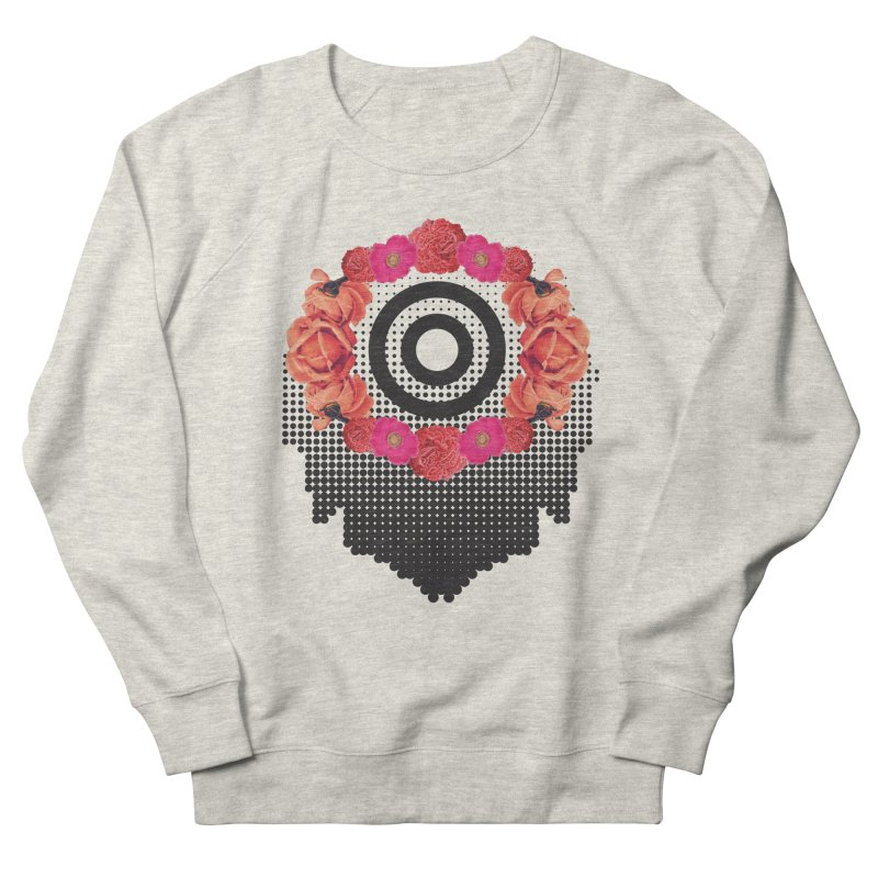 Black Roses Women's Sweatshirt by Ms Browns Lounge