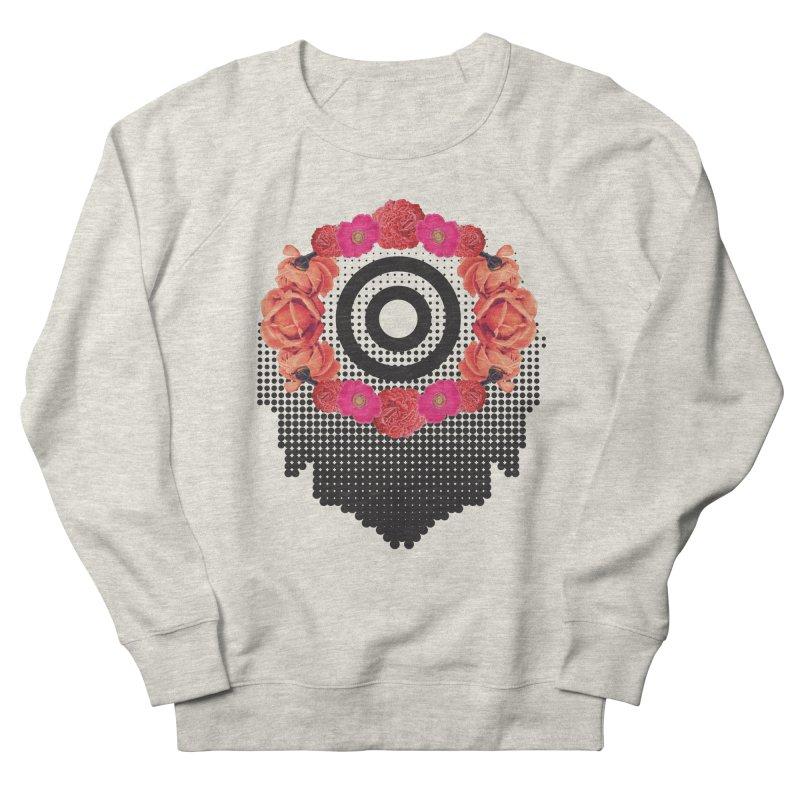 Black Roses Men's Sweatshirt by Ms Browns Lounge