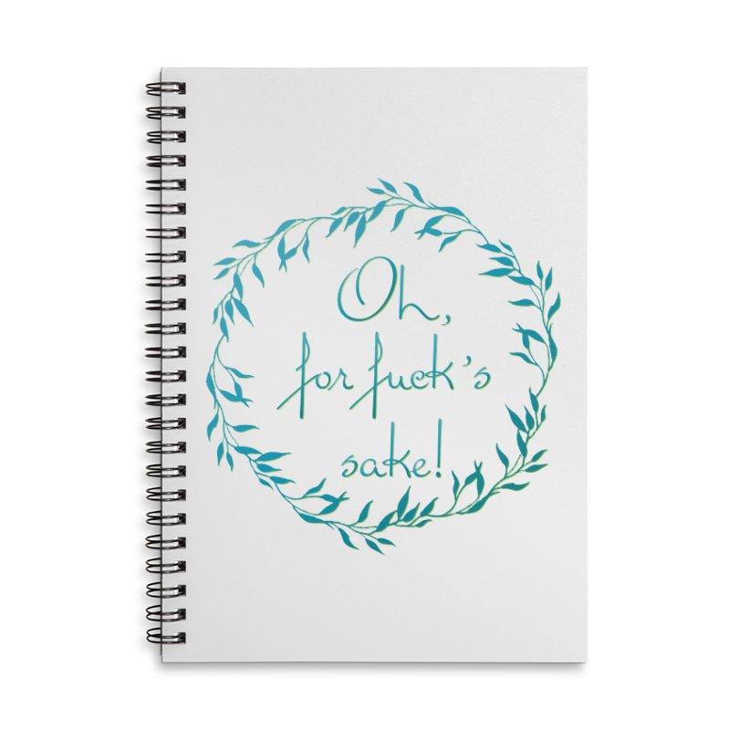 FFS! Accessories Notebook by Ms. Christi Design