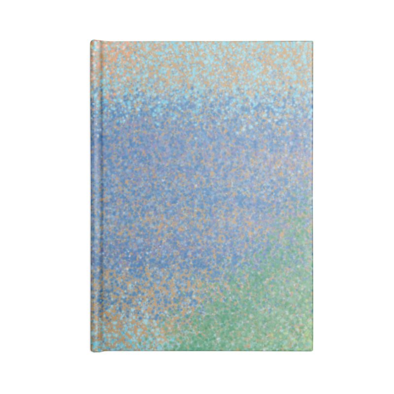 Abstract Seasons: Summer Accessories Notebook by Ms. Christi Design
