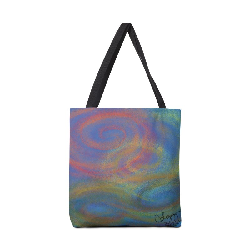 Abstract Seasons: Autumn Accessories Bag by Ms. Christi Design