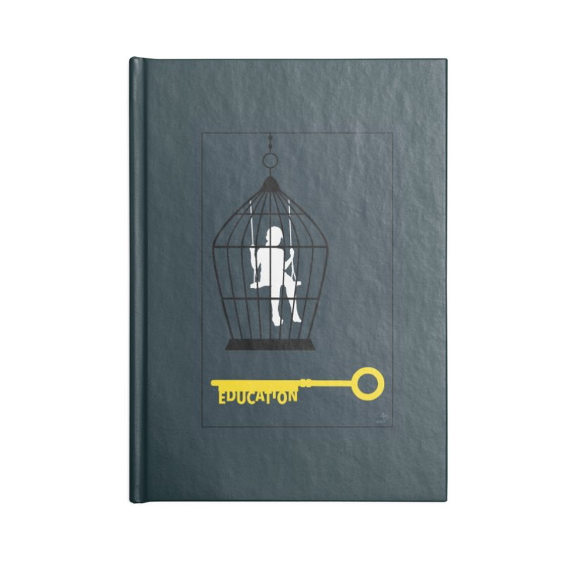 The Key Accessories Notebook by Ms. Christi Design