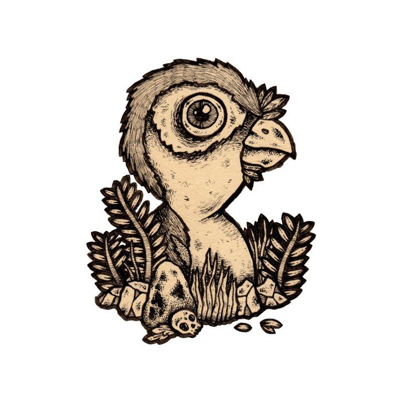 Bird In A Bush by msieben's Shop