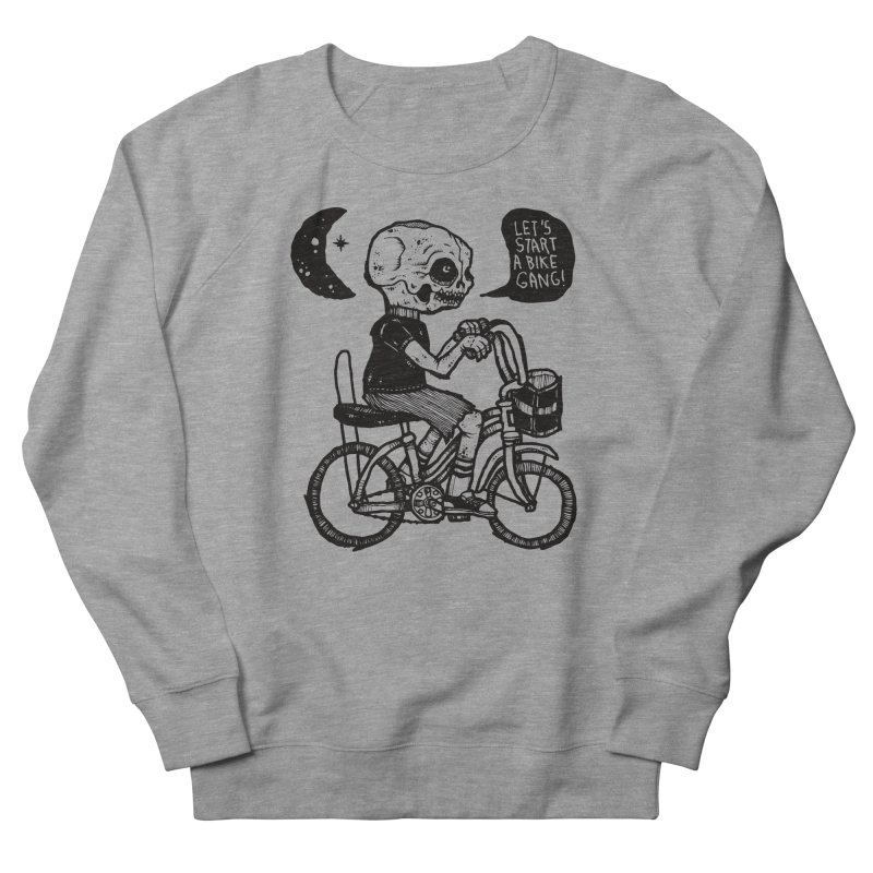 Bike Gang Men's Sweatshirt by msieben's Shop