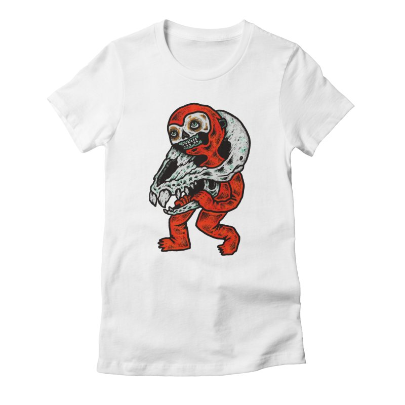 Carry On  Women's Fitted T-Shirt by msieben's Shop
