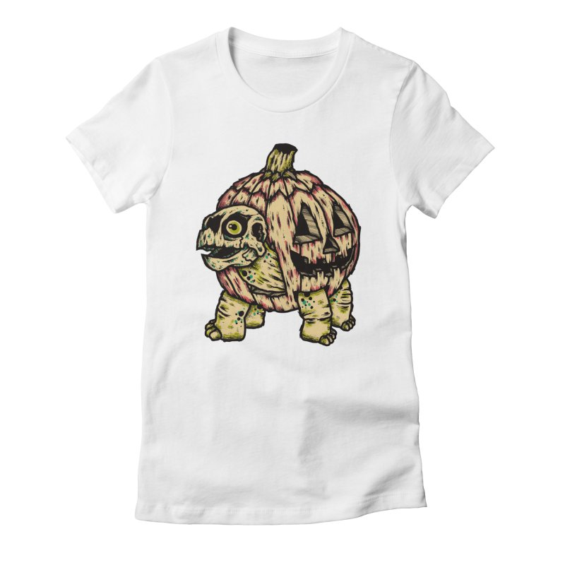 New Home Women's Fitted T-Shirt by msieben's Shop