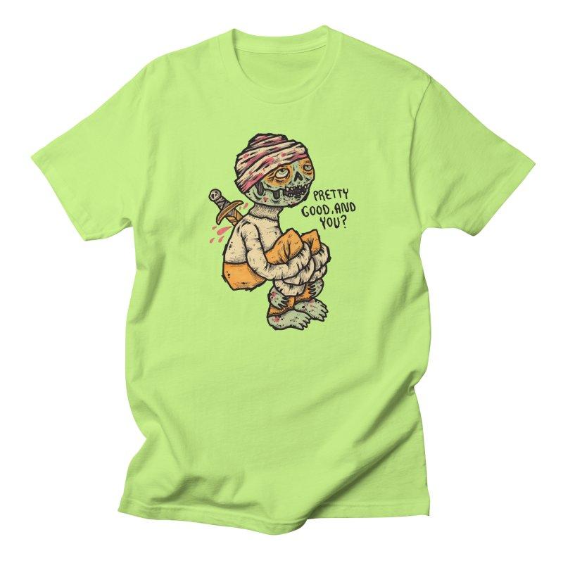 Pretty Good Men's Regular T-Shirt by msieben's Shop